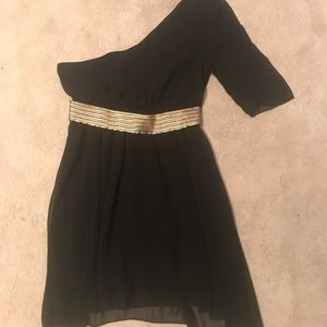 🎈2/$12 Black dress
